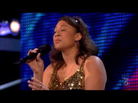 Melanie Amaro - Listen(Beyonce cover)   HD