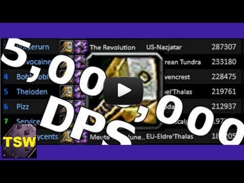 Dps World Warcraft Retribution Paladin Exploit Bug Glitch Tsw