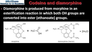 D.3 Synthesis of codeine and diamorphine (SL)