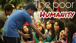 The Poor Humanity  (Bengali Shortfilm) | Mokles Tv | Short Film |