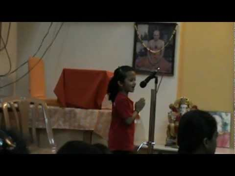 Viha Geeta Chanting 2012 video