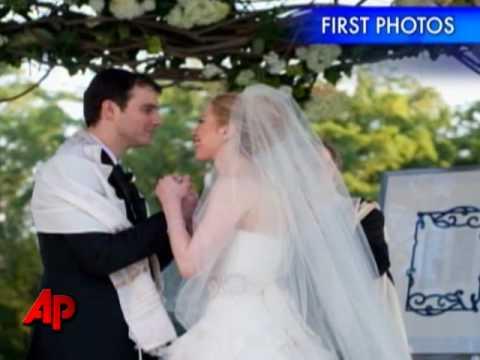 Chelsea Clinton Weds at Exclusive N.Y. Estate
