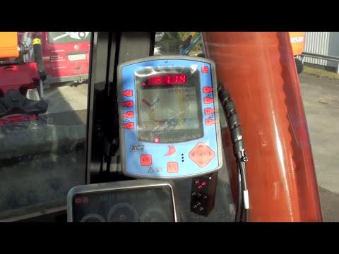 Doosan DX255LC - 2011, track excavator, www.maskinia.se