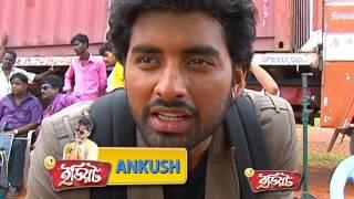 Making of Idiot at Chennai   Idiot   Ankush   Srabonti   Eskay Movies