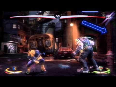 INJUSTICE: DEATHSTROKE COMBO VIDEO BY TONY-T