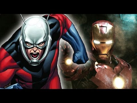 AMC Movie Talk - Did Robert Downey Jr. Force ANT-MAN Out Of AVENGERS 2?