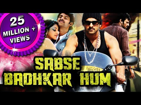 Sabse Badhkar Hum (Darling) Hindi Dubbed Full Movie | Prabhas, Kajal Aggarwal, Shraddha Das