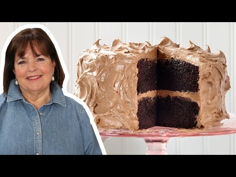 Ina Garten Makes Perfect Chocolate Cake | Food Network
