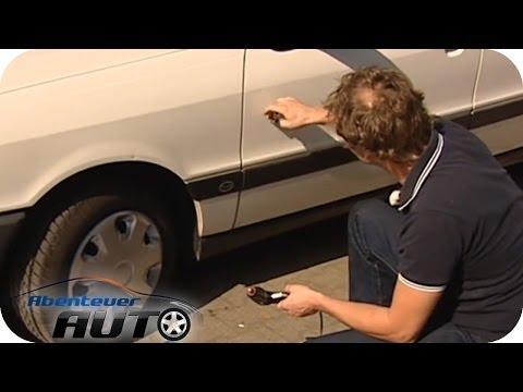 lackschaden polieren smart repair selbsthilfe von auto. Black Bedroom Furniture Sets. Home Design Ideas