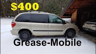 I Bought The Cheapest Running Van On Craigslist! Is it junk?