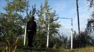 Aleksey Bezdomnikov 2011 (workout, gym, freerun)
