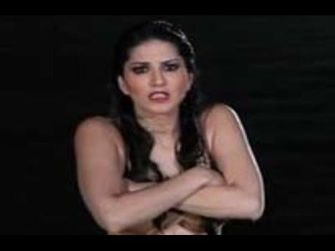 Hot Sunny Leone's Nude Poster In Ragini Mms 2 video