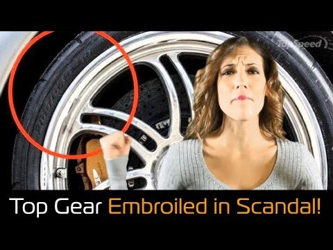 Top Gear Embroiled in Scandal!