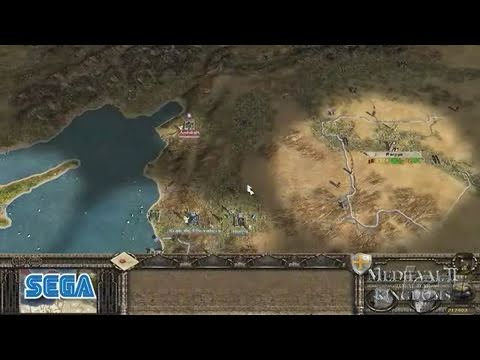 Medieval II: Total War Kingdoms PC Games