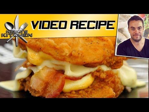 KFC DOUBLE DOWN - Nicko's Kitchen