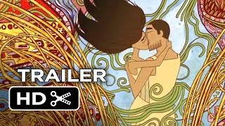 Kahlil Gibran's The Prophet Official US Release Trailer 1 (2015) - Liam Neeson Animated Movie HD