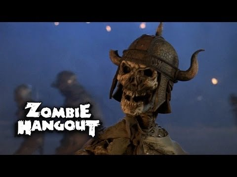 Army Of Darkness - Zombie Clips 8/10 The Battle Car (1992) Zombie Hangout