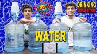 50 Liter Water Challenge | 50 Liter Water Competition | Food Challenge