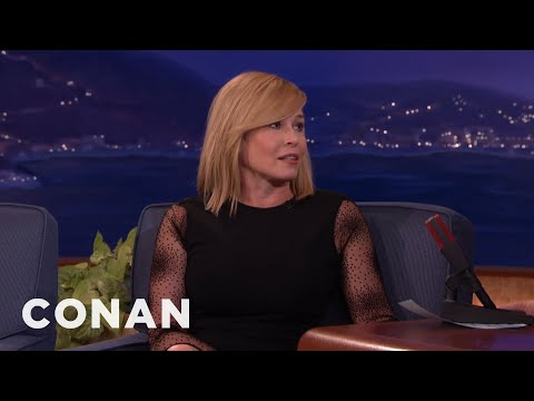 Chelsea Handler Hated Her Russian Trip  - CONAN on TBS