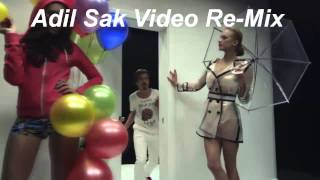 Serdar Ortaç - Yorum Yok (Dj Adil Sak Video Re-Mix 2013)