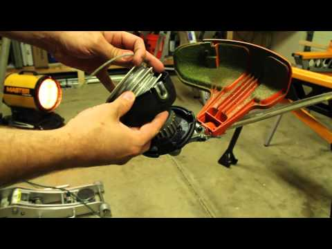 Husqvarna 327LS straight shaft trimmer - Review