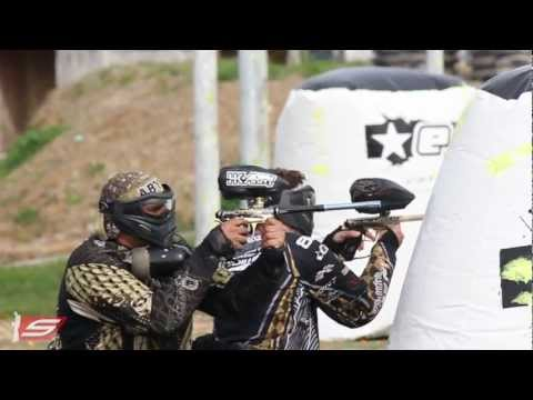 2013 Edmonton Impact First Paintball Practice - Road to PSP Dallas Open