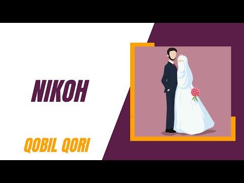 Qobil Qori - Nikoh