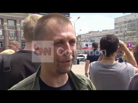 UKRAINE: DONETSK TURNS TOWARD MOSCOW