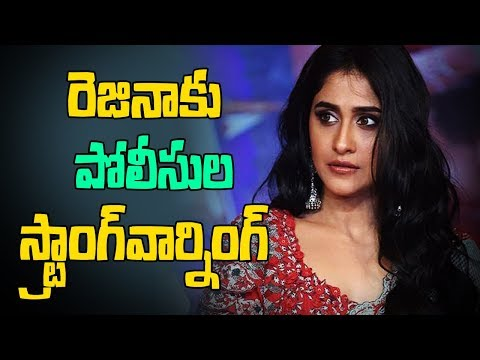 Police warning to Regina Cassandra over Kiki challenge