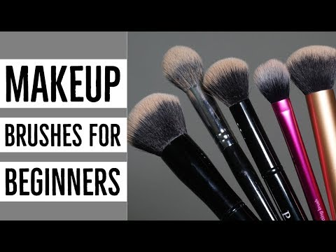 Affordable Makeup Brushes for Beginners in India | Anubha