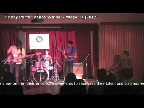 Four Brothers - Janek Gwizdala (cover) by Herman@ICOM Friday Performance Week 17 - 26th October 2012