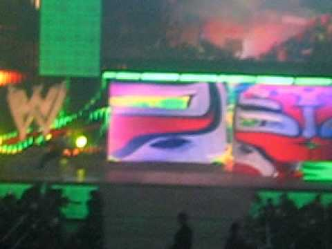 Wwe Rey Misterio  2010 Entrance video