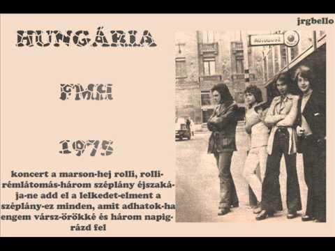 Hungária - Koncert 1975 FMH