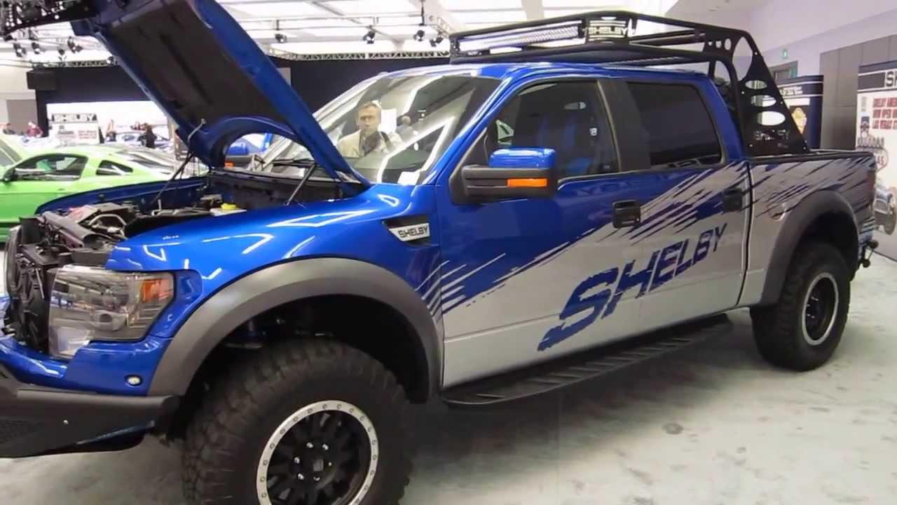 2014 Ford Shelby Raptor Svt