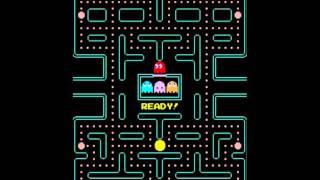 MAME: Pacman Plus (with speedup hack) 5 minutes of mayhem
