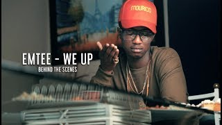 Emtee - We Up (Behind the Scenes)