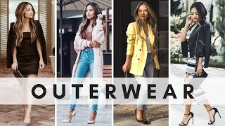 The Best Outerwear & Where To Get Them!