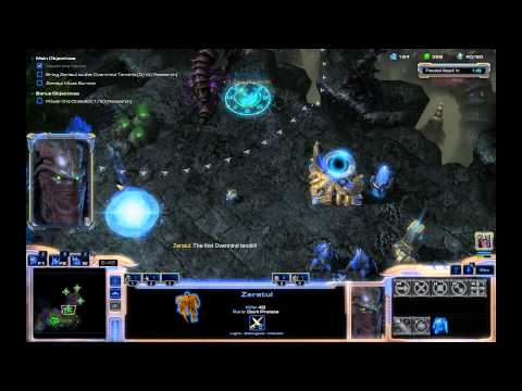 Echoes of the Future - Achievement Guide - Starcraft II: Wings of Liberty