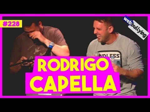 WEBBULLYING #228 - RODRIGO CAPELLA X PRESIDENTE DA RECORD Vídeos de zueiras e brincadeiras: zuera, video clips, brincadeiras, pegadinhas, lançamentos, vídeos, sustos