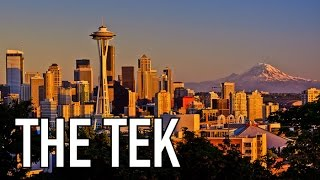 The Tek Live From Seattle... Finally
