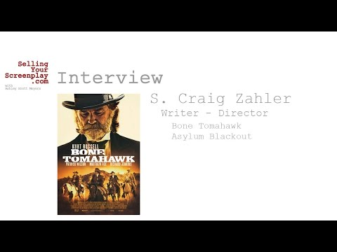 SYS Podcast Episode 106: Screenwriter S. Craig Zahler Talks About His New Film, Bone Tomahawk