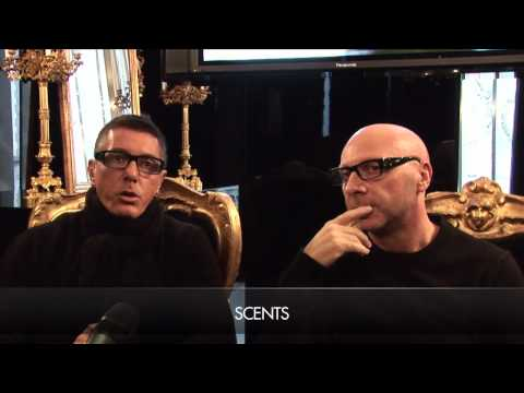 DOLCE&GABBANA S YOUTUBE WINTER 2011 PRESS CONFERENCE