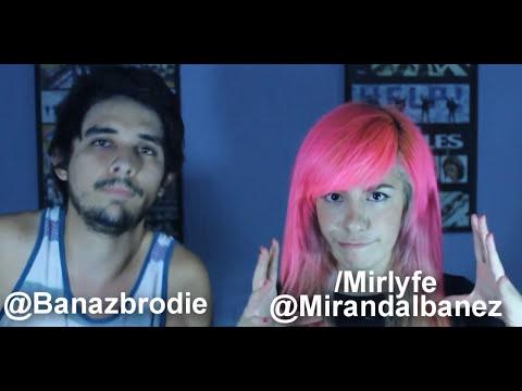 RETO DE LOS 7 SEGUNDOS FT. @MIRANDAIBANEZ | @BANAZBRODIE