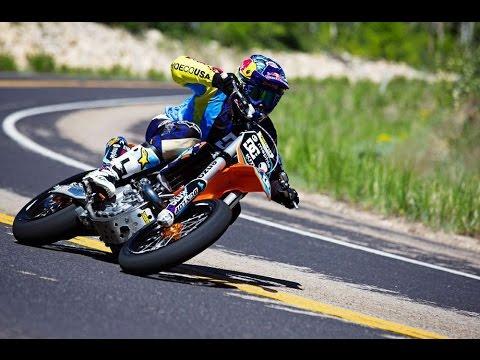 Image video Le saut à moto complètement fou de Robbie Maddison