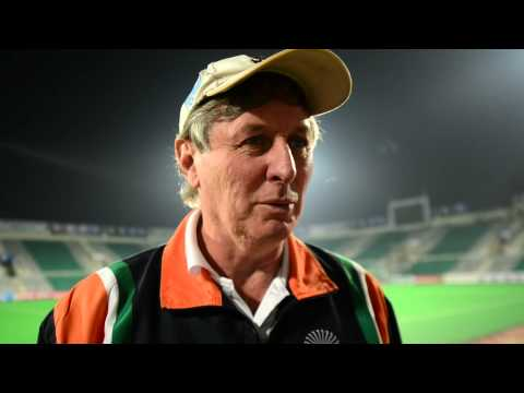 Hero Hockey World League Rd 2 Delhi: Post Match Interview with Ragunath and Michael Nobbs