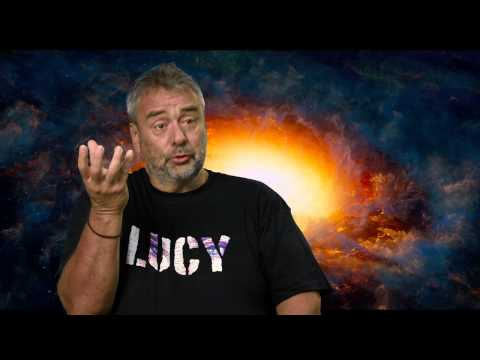 Lucy: Director Luc Besson Behind the Scenes Movie Interview