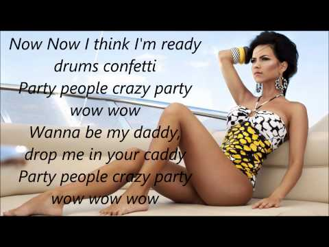 Inna - Wow (lyrics) video