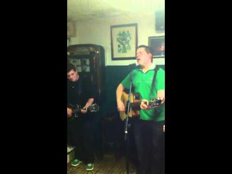Glasnevin Irish rebel band
