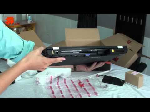 Thinkpad T430 Unboxing / Review - Laptop Lenovo Thinkpad T430