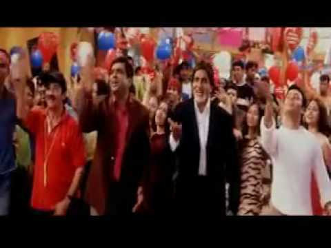 Valentine Song - Chali Chali Phir Chali Chali - Baghban